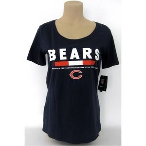 Nike Chicago Bears NFL Football T-Shirt NWT